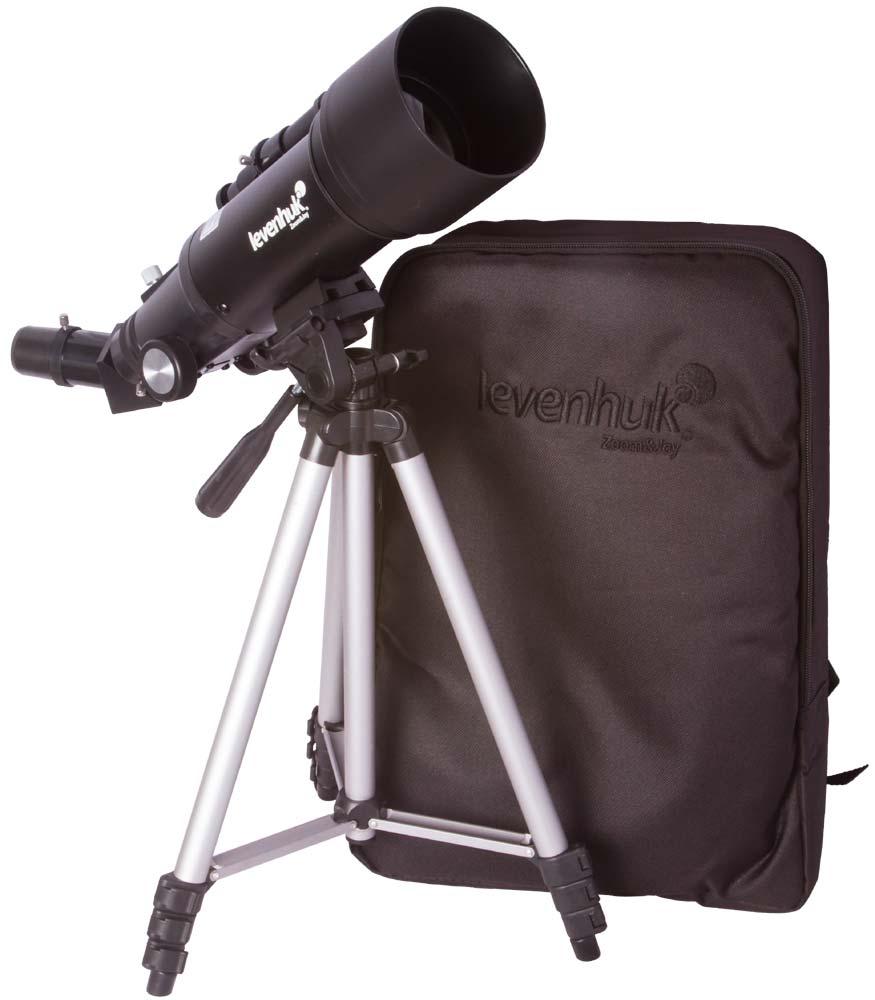 Картинка для Телескоп Levenhuk (Левенгук) Skyline Travel 70
