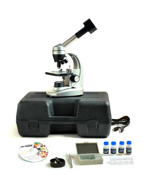 Микроскоп цифровой Levenhuk (Левенгук) D50L NG, монокулярный  9990.000