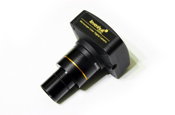 Цифровая камера Levenhuk (Левенгук) C35 NG 350K pixels, USB 2.0  4990.000