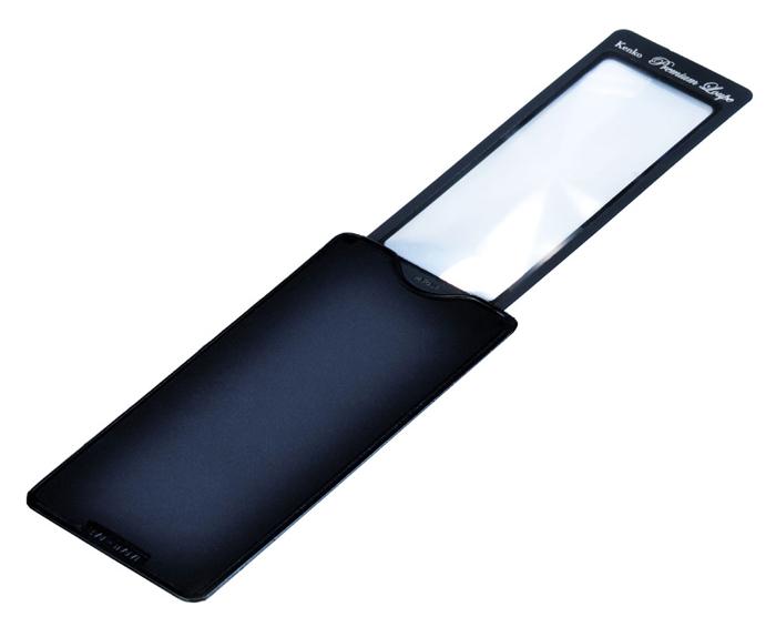 Картинка для Лупа-закладка Kenko Premium 3,5х, 29x76 мм, с чехлом (KLT-013)