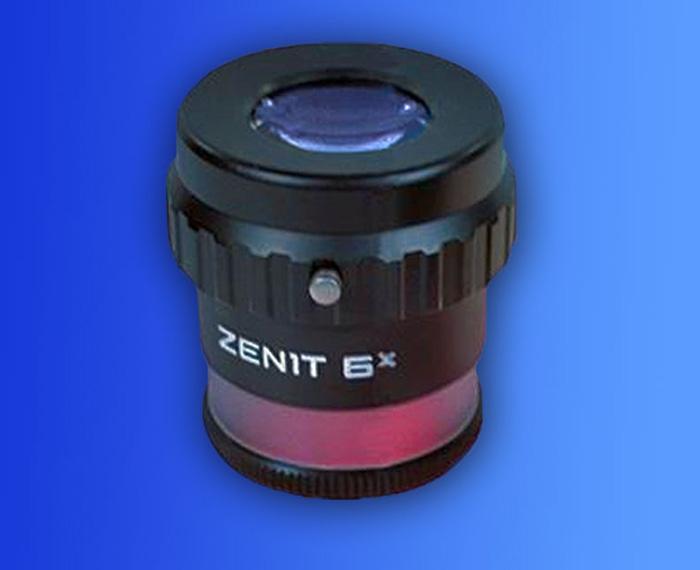 Лупа Zenit 6х