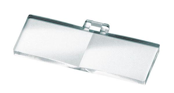 Картинка для Линза сменная Eschenbach 1,7x, 74,5x28 мм, для крепления LaboMed, LaboComfort, LaboClip