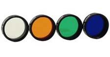 Картинка для Набор светофильтров Meade №3 (8, 21A, 38A , 56)