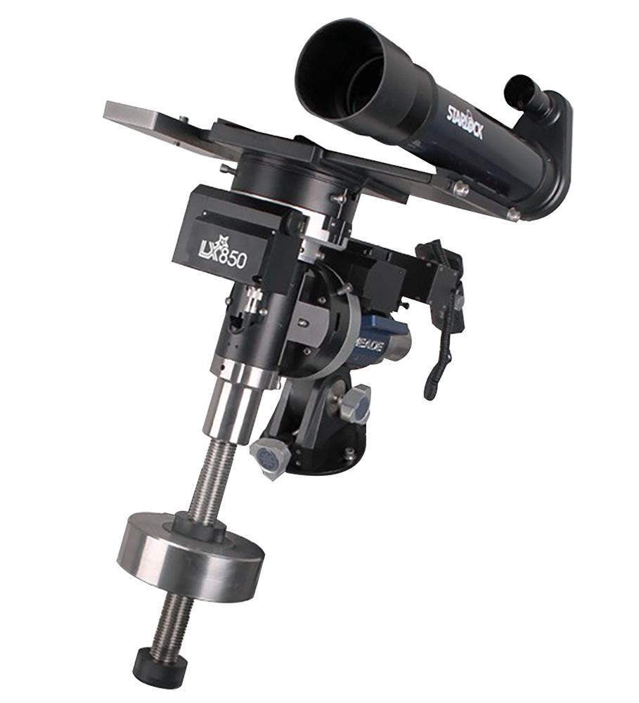 Картинка для Монтировка экваториальная Meade LX850 с гидирующим устройством StarLock, без треноги