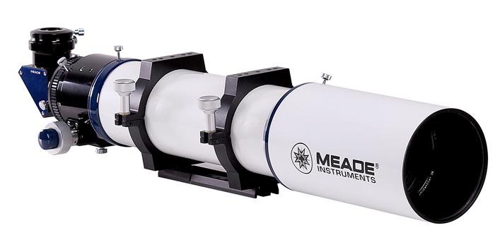 Картинка для Труба оптическая Meade 6000 115 мм ED TRIPLET APO (f/7) с фокусером Крейфорда