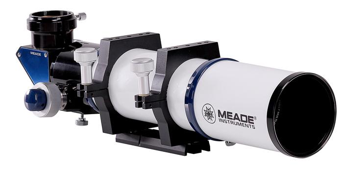 Картинка для Труба оптическая Meade 6000 80 мм ED TRIPLET APO (f/6) с фокусером Крейфорда