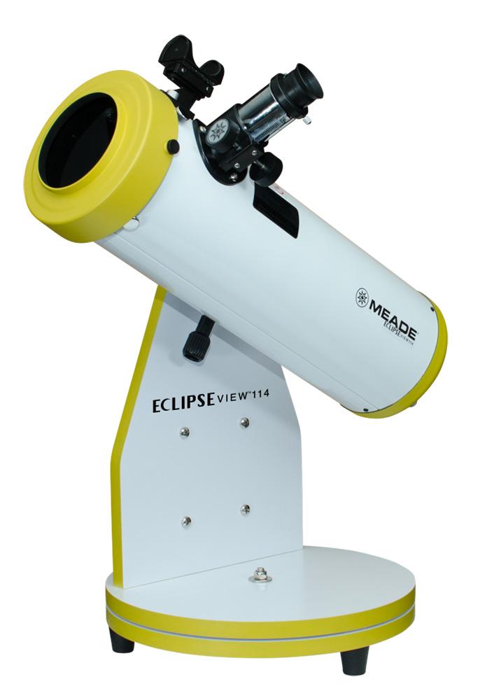 Телескоп Meade EclipseView 114 мм на настольной
