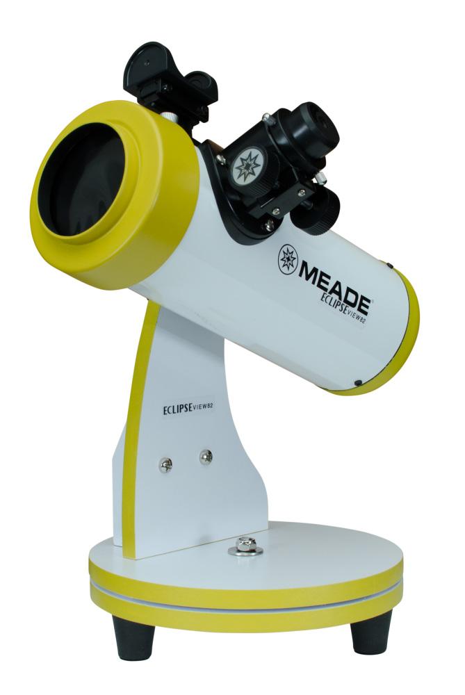 Телескоп Meade EclipseView 82 мм на настольной