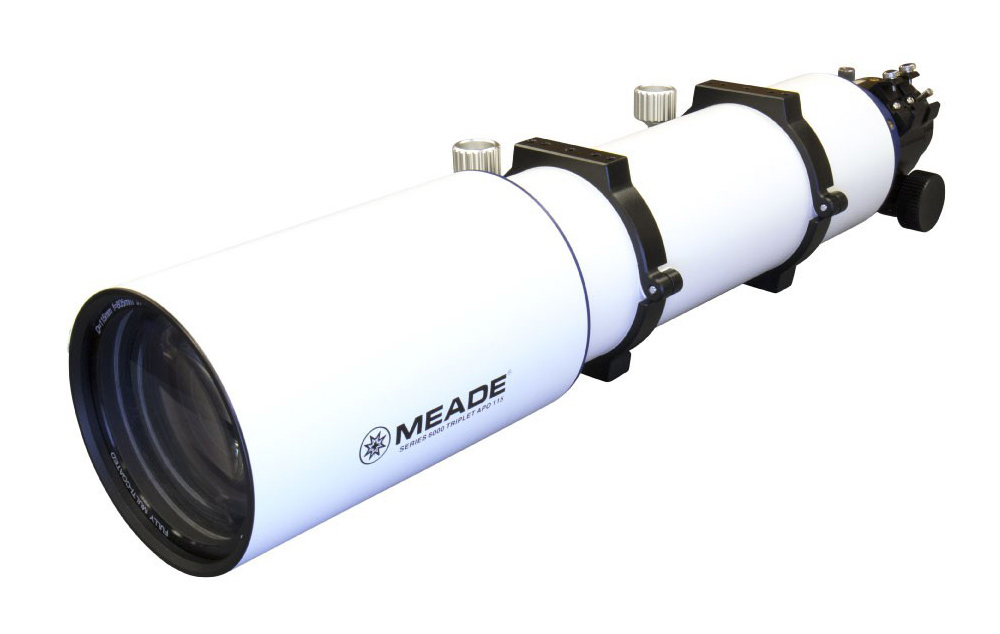 Картинка для Труба оптическая Meade 115 мм ED (f/7) Triplet, серия 6000 APO