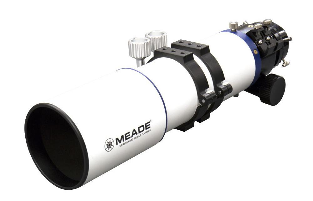 Картинка для Труба оптическая Meade 80 мм ED (f/6) Triplet, серия 6000 APO