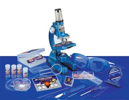 Картинка для Микроскоп Eastcolight 100–1200x, 66 аксессуаров в комплекте