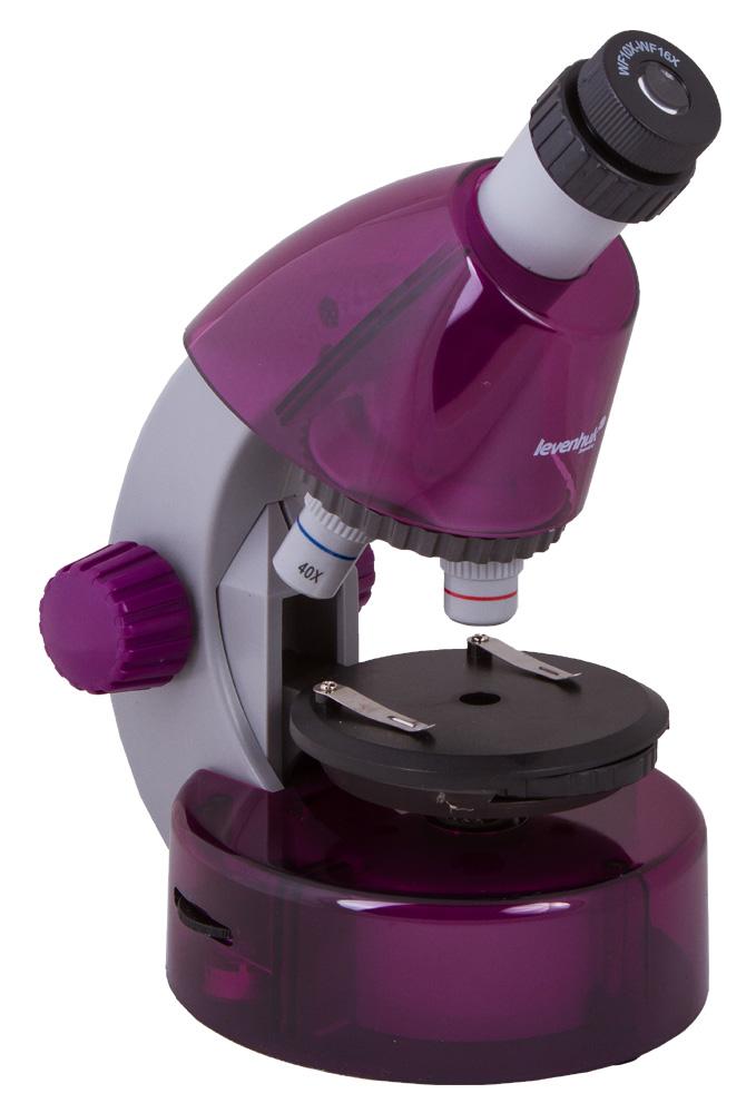 Картинка для Микроскоп Levenhuk (Левенгук) LabZZ M101 Amethyst\Аметист