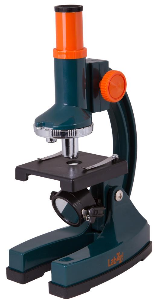 Картинка для Микроскоп Levenhuk (Левенгук) LabZZ M1