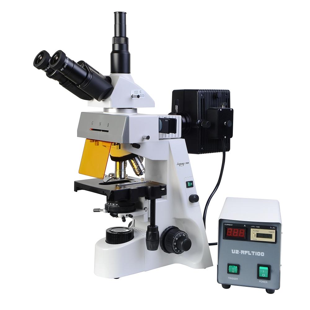 Микроскоп Микромед-3 ЛЮМ фото