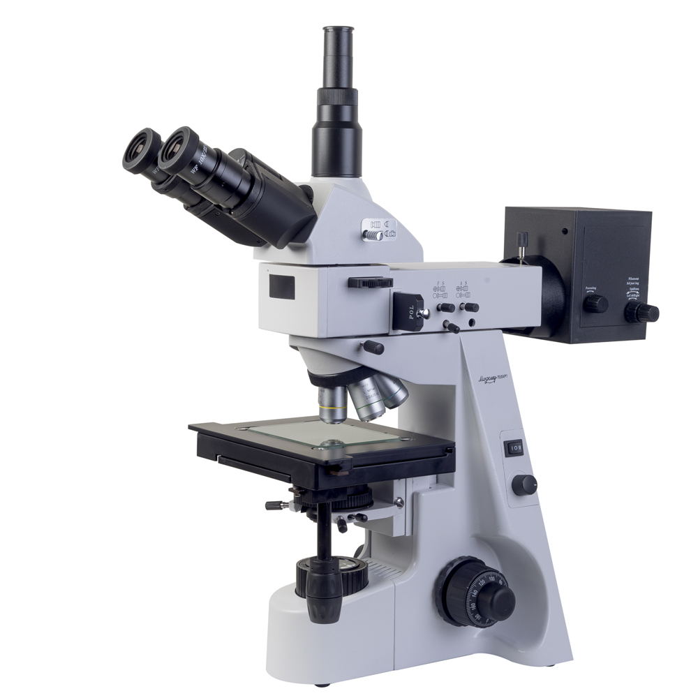 Картинка для Микроскоп Микромед ПОЛАР 1