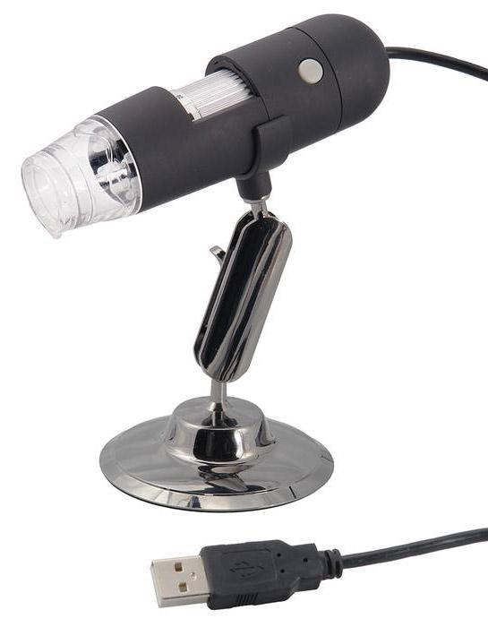 Картинка для USB-микроскоп Микмед 2.0