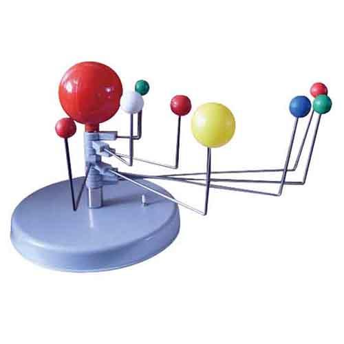 Картинка для Модель «Строение Солнечной системы»