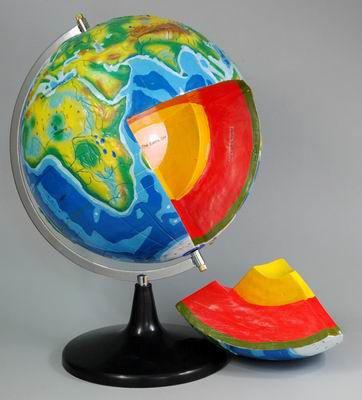 Картинка для Модель «Строение Земли»