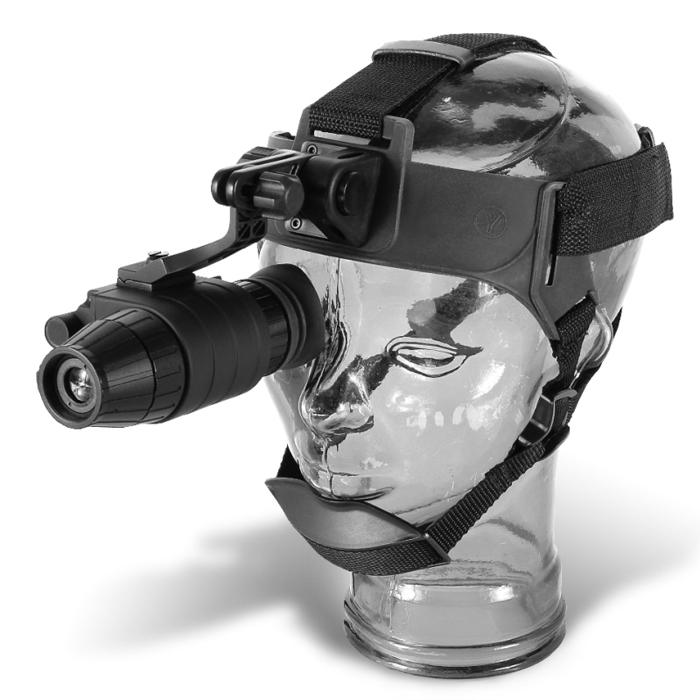 Монокуляр ночного видения Yukon Challenger GS 1x20 с маской (Pulsar)  13650.000