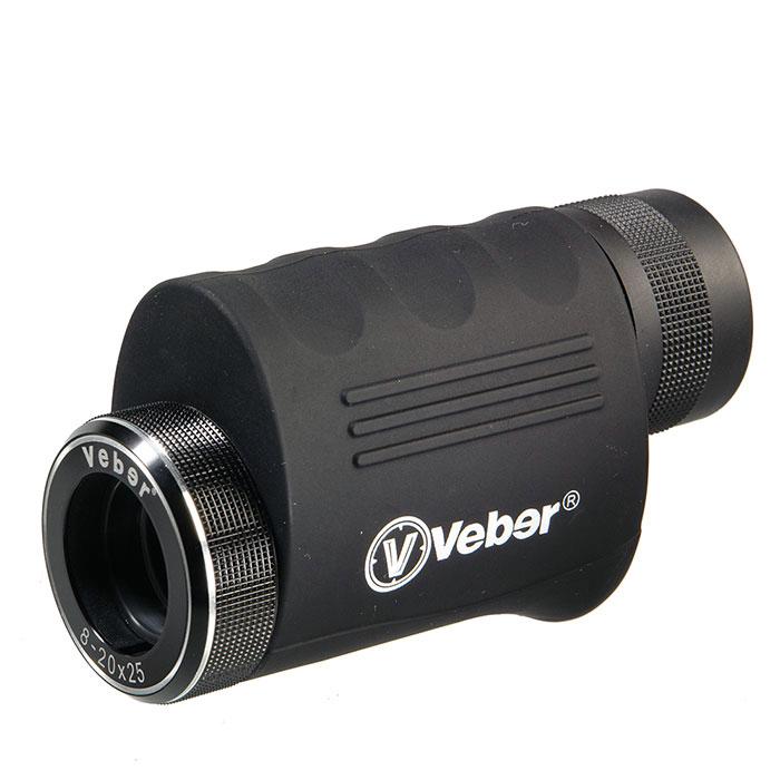 Картинка для Монокуляр Veber 8–20x25, черный
