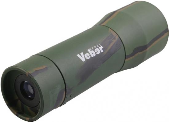 Монокуляр Veber Sport 12х25 BR, камуфляж  490.000