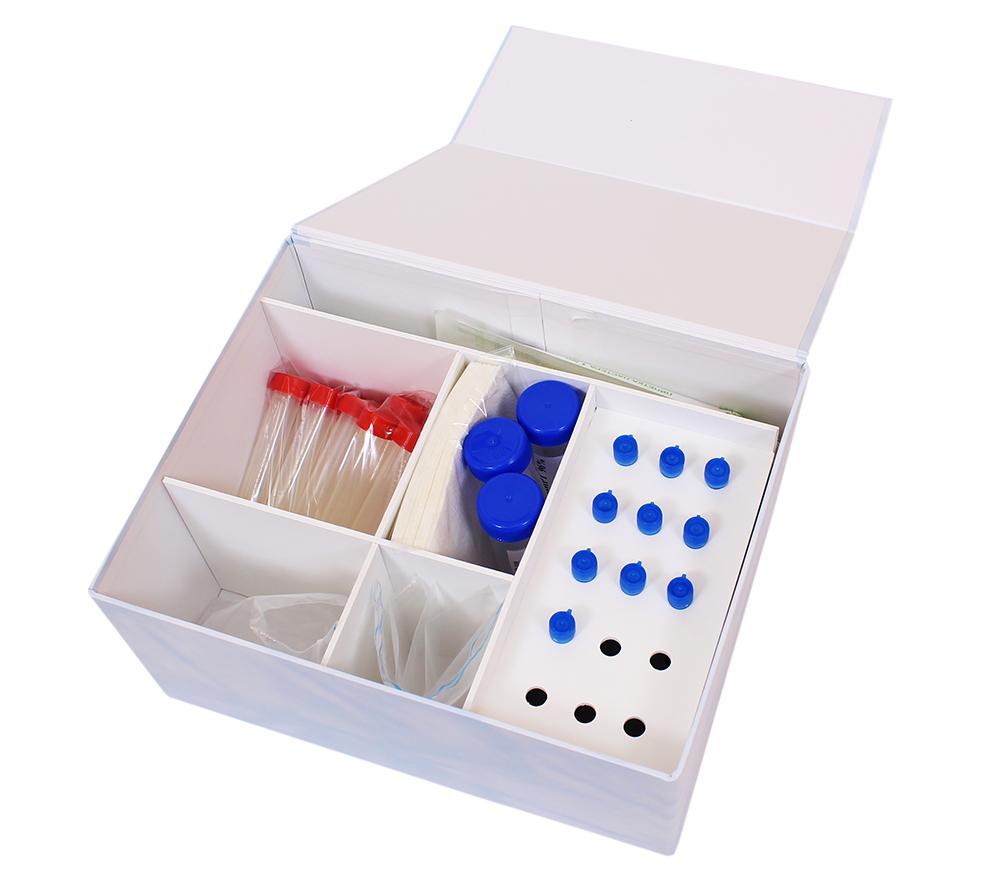 Картинка для Набор учебный по выделению ДНК