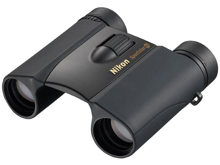 Картинка для Бинокль Nikon Sportstar EX 8x25, черный