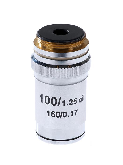 Картинка для Объектив 100х/1,25 для микроскопа Микмед-5