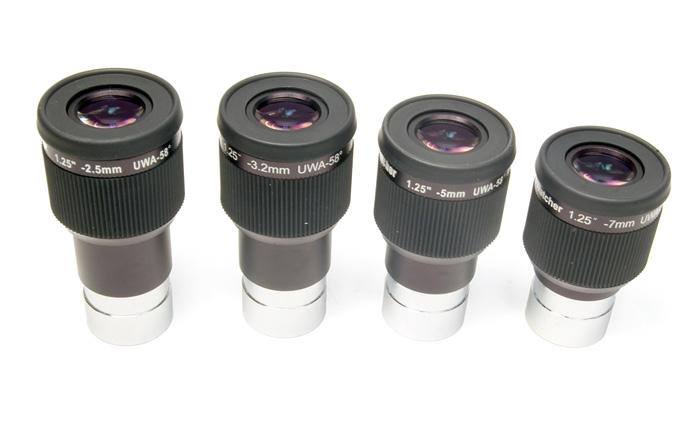 """Картинка для Широкоугольный окуляр Sky-Watcher SWA 2,5 мм 1,25"""""""