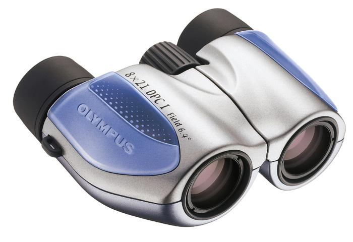 Картинка для Бинокль Olympus 8x21 DPC I, синий