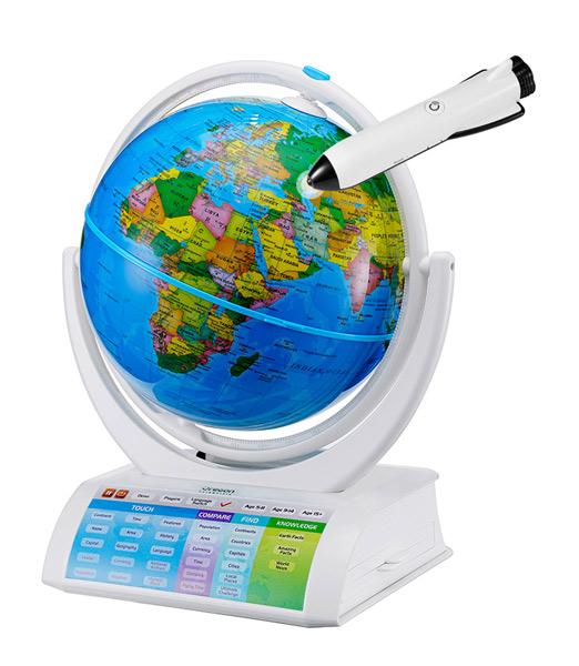 Картинка для Интерактивный глобус Oregon Scientific Explorer AR