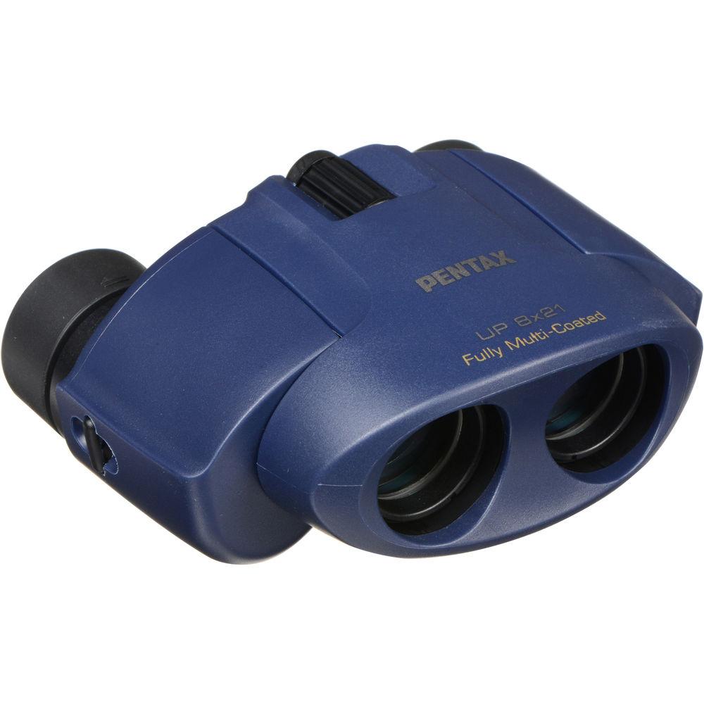 Бинокль PENTAX UP 8x21, синий