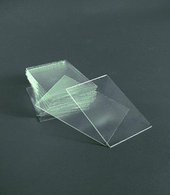 Картинка для Стекла покровные 24x24 мм, 200 шт.