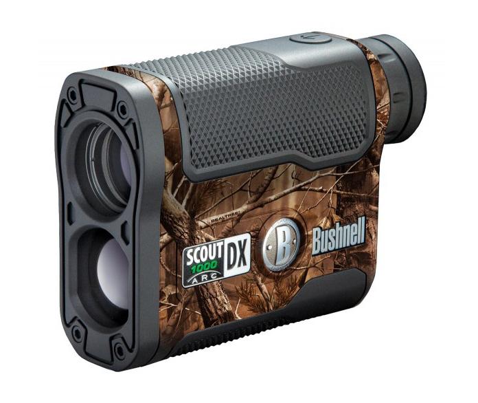 Картинка для Дальномер лазерный Bushnell Scout DX 1000 ARC, камуфляж