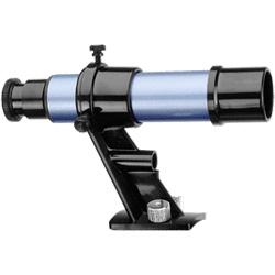 Картинка для Искатель оптический Sky-Watcher 6х24, черный/синий