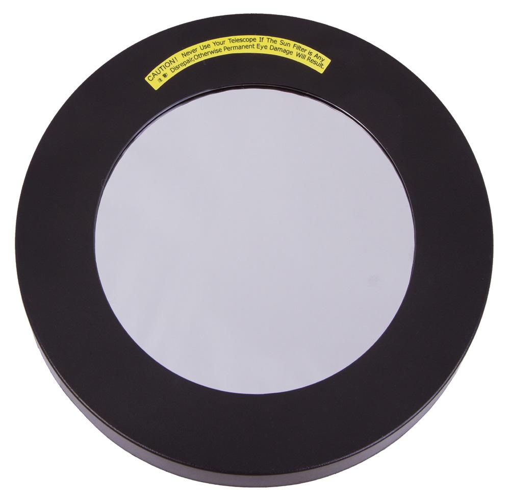 Картинка для Солнечный фильтр Sky-Watcher для MAK 127 мм