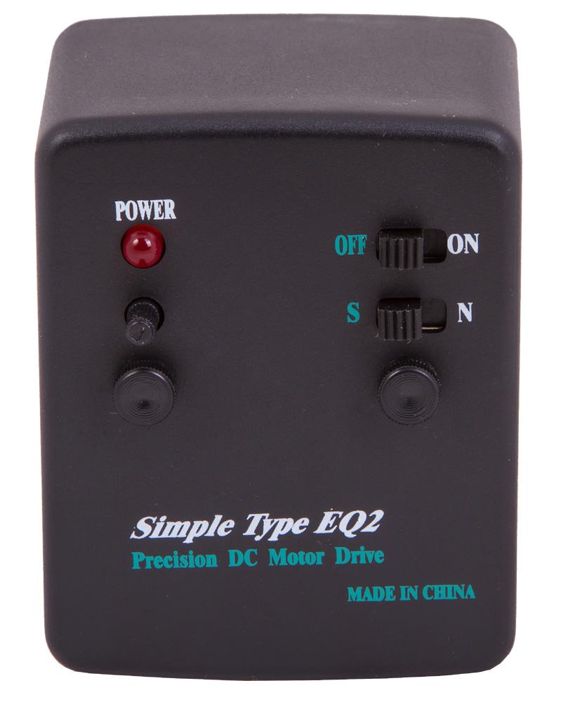 Картинка для Электропривод часовой оси Sky-Watcher Simple Type для монтировок EQ2 (без пульта)
