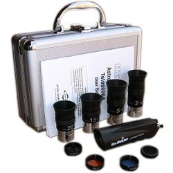 Картинка для Набор цветных светофильтров и окуляров Sky-Watcher LET