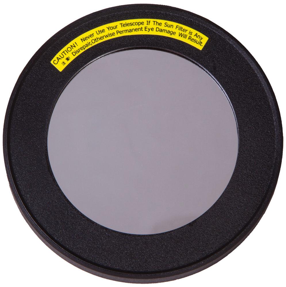 Картинка для Солнечный фильтр Sky-Watcher для рефракторов 80 мм