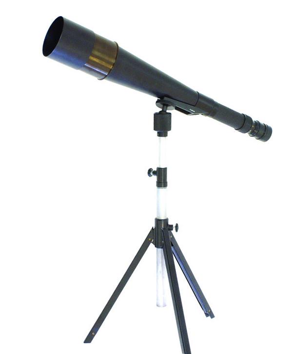 Картинка для Зрительная труба ЗТ 15–60x66, цветная