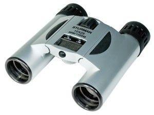 Бинокль STURMAN 12x25 с термометром  910.000