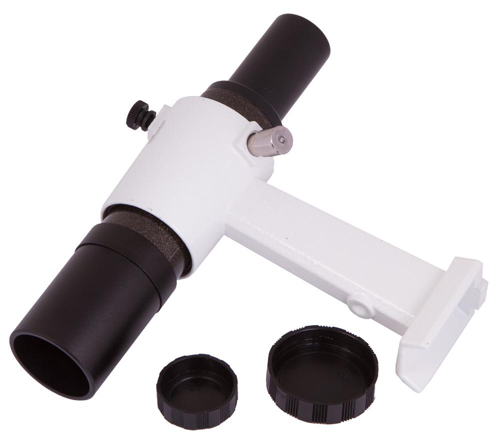 Картинка для Искатель оптический Sky-Watcher 6x30 оборачивающий, с креплением