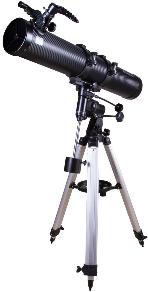 Картинка для Телескоп Bresser (Брессер) Galaxia 114/900 EQ, с адаптером для смартфона