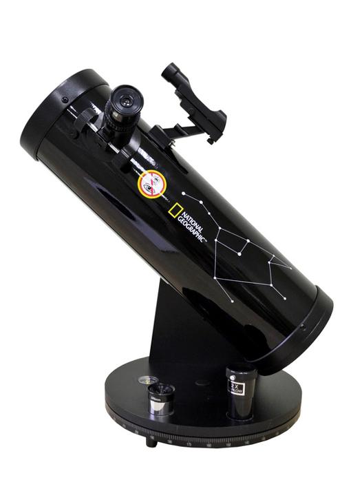 Картинка для Телескоп Bresser (Брессер) National Geographic 114/500 на монтировке Добсона