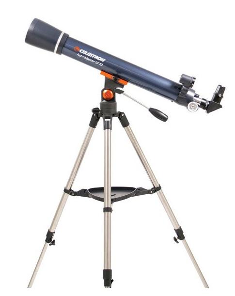 Картинка для Телескоп Celestron AstroMaster LT 70 AZ