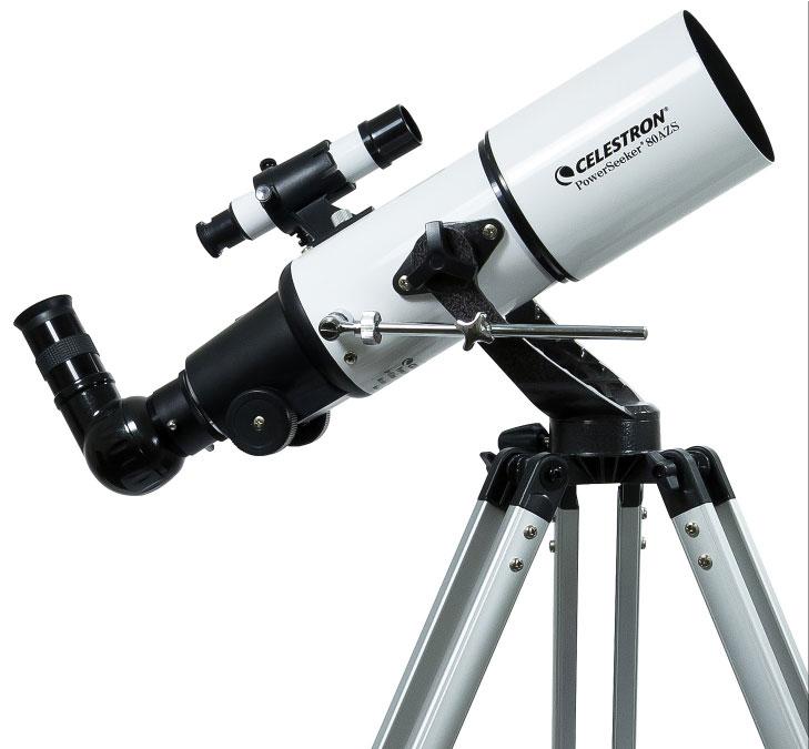 Картинка для Телескоп Celestron PowerSeeker 80 AZS
