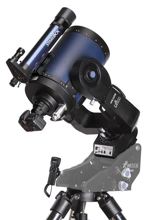 "Картинка для Телескоп Meade LX600 10"" (f/8) ACF с системой StarLock"