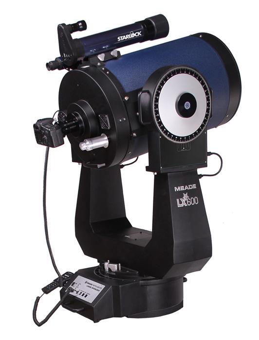 "Картинка для Телескоп Meade LX600 16"" (f/8) ACF с системой StarLock (без треноги)"