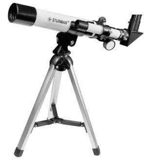 Картинка для Телескоп STURMAN F40040 M