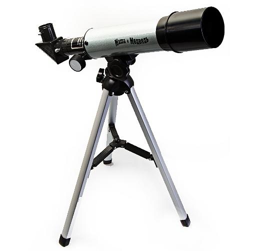 Телескоп Veber 360/50 в кейсе «Маша и Медведь»  1350.000